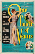 "Movie Posters:Comedy, One Touch of Venus (Universal International, 1948). One Sheet (27""X 41""). Comedy.. ..."