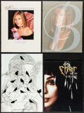 "Movie Posters:Musical, Barbra Streisand & Others Lot (JEG Productions, 2000). ConcertPrograms (12) (Multiple Pages, 12"" X 12"" - 11.5"" X 16""), Delu...(Total: 16 Items)"