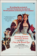 """Movie Posters:Drama, Anne of the Thousand Days & Others Lot (Universal, 1970). OneSheets (3) (27"""" X 41"""") Style D. Drama.. ... (Total: 3 Items)"""