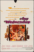 """Movie Posters:Comedy, Any Wednesday & Others Lot (Warner Brothers, 1966). One Sheets(3) (27"""" X 41"""") & Lobby Card (11"""" X 14""""). Comedy.. ... (Total:4 Items)"""