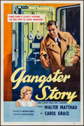 "Movie Posters:Crime, Gangster Story (Releasing Corporation of Independent Producers, 1960). One Sheet (27"" X 41""). Crime.. ..."