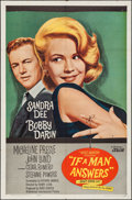 """Movie Posters:Comedy, If a Man Answers (Universal International, 1962). One Sheet (27"""" X41""""). Comedy.. ..."""