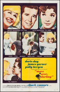 "Movie Posters:Comedy, Move Over, Darling & Other Lot (20th Century Fox, 1964). OneSheets (2) (27"" X 41""). Comedy.. ... (Total: 2 Items)"