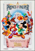 """Movie Posters:Animation, The Prince and the Pauper & Other Lot (Buena Vista, 1990). One Sheets (2) (27"""" X 40"""", 41""""). Animation.. ... (Total: 2 Items)"""