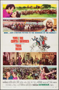"Movie Posters:Action, Taras Bulba (United Artists, 1962). One Sheet (27"" X 41""). Action....."