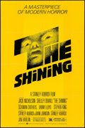 "Movie Posters:Horror, The Shining (Warner Brothers, 1980). One Sheet (26.75"" X 40.5"")Saul Bass Artwork. Horror.. ..."
