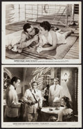 "Movie Posters:Academy Award Winners, Casablanca & Other Lot (Warner Brothers, 1942). Photos (2) (8""X 10.25""). Academy Award Winners.. ... (Total: 2 Items)"