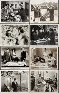 "Movie Posters:Horror, Dr. Jekyll and Mr. Hyde & Others Lot (MGM, 1941). Photos (8)(8"" X 10""). Horror.. ... (Total: 8 Items)"