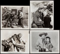 """Movie Posters:Adventure, North West Mounted Police & Other Lot (Paramount, 1940). Photos(4) (Approximately 8"""" X 10""""). Adventure.. ... (Total: 4 Items)"""
