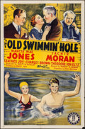 "Movie Posters:Drama, The Old Swimmin' Hole (Monogram, 1940). One Sheet (27"" X 41"").Drama.. ..."
