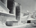 Photographs, Ron Wagner (American, 20th Century). Lime Plant, Woodville, Ohio, 1975. Gelatin silver. 7-1/2 x 9-1/2 inches (19.1 x 24....