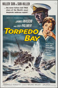 """Movie Posters:War, Torpedo Bay & Other Lot (American International, 1964). OneSheets (2) (27"""" X 41""""). War.. ... (Total: 2 Items)"""