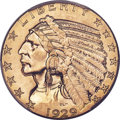 Indian Half Eagles, 1929 $5 MS63 PCGS Secure....