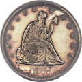 Proof Twenty Cent Pieces, 1877 20C PR62 PCGS Secure. BF-1, R.3....