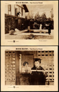 """Movie Posters:Comedy, The Electric House (First National, 1922). Lobby Cards (2) (11"""" X 14"""").. ... (Total: 2 Items)"""