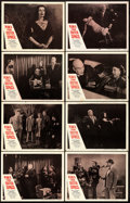 "Movie Posters:Science Fiction, Plan 9 from Outer Space (DCA, 1958). Lobby Card Set of 8 (11"" X14"").. ... (Total: 8 Items)"