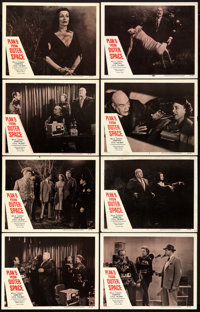 "Plan 9 from Outer Space (DCA, 1958). Lobby Card Set of 8 (11"" X 14""). ... (Total: 8 Items)"