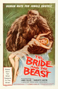 Movie Posters:Horror, The Bride and the Beast (Allied Artists, 1958). On...
