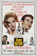 "Movie Posters:Comedy, Sunday in New York (MGM, 1964). One Sheets (2) (27"" X 41"") Styles A& B. Comedy.. ... (Total: 2 Items)"