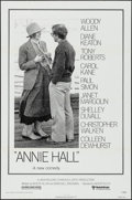 "Movie Posters:Comedy, Annie Hall & Other Lot (United Artists, 1977). One Sheets (2)(27"" X 41""). Comedy.. ... (Total: 2 Items)"