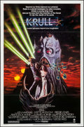 "Movie Posters:Fantasy, Krull (Columbia, 1983). One Sheet (27"" X 41"") & Photos (15) (8""X 10""). Fantasy.. ... (Total: 16 Items)"