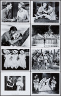 """Movie Posters:Musical, That's Entertainment, Part 2 & Others Lot (MGM, 1975). Photos(26) (8"""" X 10"""") & Photo Negatives (2) (8"""" X 9.5"""" & 7.75"""" X9.7... (Total: 29 Items)"""