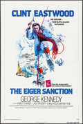 "Movie Posters:Action, The Eiger Sanction (Universal, 1975). One Sheet (27"" X 41""), MiniLobby Card Set of 8 (8"" X 10"") & Photos (25) (8"" X 10""). J...(Total: 34 Items)"