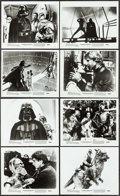 "Movie Posters:Science Fiction, The Empire Strikes Back (20th Century Fox, 1980). Photos (8) (8"" X10""). Science Fiction.. ... (Total: 8 Items)"
