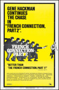 """Movie Posters:Action, French Connection II & Others Lot (20th Century Fox, 1975). OneSheets (2) (27"""" X 41""""), Mini Lobby Card Sets of 8 (2 Sets) &...(Total: 45 Items)"""