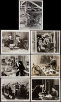 """Movie Posters:Drama, The Mad Genius & Others Lot (Warner Brothers, 1931). Photos (7)(8"""" X 10""""). Drama.. ... (Total: 7 Items)"""
