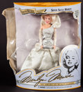 "Movie Posters:Miscellaneous, Marilyn Monroe Figure (Diversified Specialists Inc., 1993). ""SilverSizzle"" Marilyn, 12-inch Figure (11"" X 14""). Miscellaneo..."