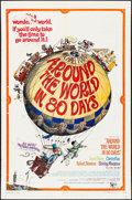 "Movie Posters:Adventure, Around the World in 80 Days & Others Lot (United Artists,R-1968). One Sheets (3) (27"" X 41"") Deschamps Artwork.Adventure.... (Total: 3 Items)"