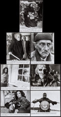 """Movie Posters:Horror, Tales from the Crypt (Cinerama Releasing, 1972). Photos (13) (7.75""""X 10"""" - 8"""" X 9.25""""). Horror.. ... (Total: 13 Items)"""