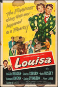 "Movie Posters:Comedy, Louisa & Other Lot (Universal International, 1950). One Sheets(5) (27"" X 41""). Comedy.. ... (Total: 4 Items)"