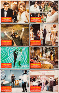 "Movie Posters:James Bond, Casino Royale (Columbia, 1967). Lobby Card Set of 8 (11"" X 14""). James Bond.. ... (Total: 8 Items)"