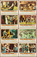"Movie Posters:Adventure, The Minotaur & Other Lot (United Artists, 1961). Lobby Card Setof 8 & Lobby Cards (8) (11"" X 14""). Adventure.. ... (Total: 16Items)"