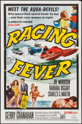 "Movie Posters:Sports, Racing Fever (Allied Artists, 1964). One Sheet (27"" X 41""). Sports.. ..."