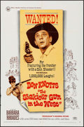 "Movie Posters:Comedy, The Shakiest Gun in the West (Universal, 1968). One Sheet (27"" X41""). Comedy.. ..."