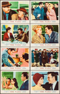 """Movie Posters:Drama, The V.I.P.s & Other Lot (MGM, 1963). Lobby Card Sets of 8 (2Sets) (11"""" X 14""""). Drama.. ... (Total: 16 Items)"""