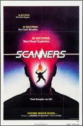 "Movie Posters:Horror, Scanners & Others Lot (Avco Embassy, 1981). One Sheets (4) (27""X 41"") & Mini Lobby Card Set of 8 (8"" X 10""). Horror.. ...(Total: 12 Items)"