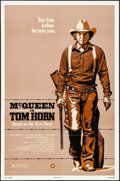 "Movie Posters:Western, Tom Horn (Warner Brothers, 1980). One Sheet (27"" X 41""), Mini LobbyCard Set of 8 & Photos (9) (8"" X 10""). Western.. ... (Total: 18Items)"