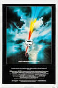 "Movie Posters:Action, Superman the Movie (Warner Brothers, 1978). One Sheet (27"" X 41"")& Photos (10) (8"" X 10"") Bob Peak Artwork. Action.. ... (Total:11 Items)"