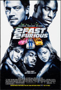 """Movie Posters:Action, 2 Fast 2 Furious & Others Lot (Universal, 2003). One Sheets (3)(26.75"""" X 39.75"""" & 27"""" X 40"""") DS. Action.. ... (Total: 3 Items)"""