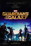 "Movie Posters:Science Fiction, Guardians of the Galaxy (Walt Disney Pictures, 2014). One Sheet(27"" X 40"") DS Advance. Science Fiction.. ..."