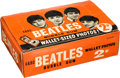 Music Memorabilia:Memorabilia, Beatles A&BC First Series Bubble Gum Cards Store Display Box Complete with Seventy-Two Sealed Packs (UK, 1964). ...