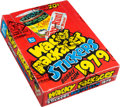 "Non-Sport Cards:Unopened Packs/Display Boxes, 1979 Topps ""Wacky Packages Stickers"" Series 1 Wax Box With 36Unopened Packs...."