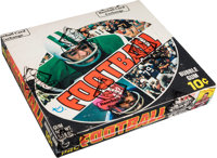 1970 Topps Football Series 2 Wax Box With 24 Unopened Packs!