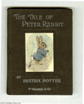 Memorabilia:Miscellaneous, The Tale of Peter Rabbit by Beatrix Potter (F. Warne & Co.). We believe this undated book to be one of the earliest editions...