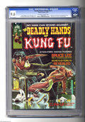 Magazines:Superhero, The Deadly Hands of Kung Fu #1 (Marvel, 1974) CGC NM+ 9.6 Off-white to white pages. Neal Adams cover (depicting Bruce Lee). ...