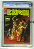 Magazines:Horror, Eerie #30 (Warren, 1970) CGC NM/MT 9.8 Off-white pages. Basil Gogos cover. Pat Boyette, Jerry Grandenetti, and Jack Sparling...